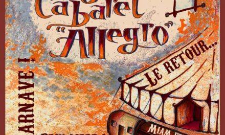 Le grand cabaret Allegro à Barnave