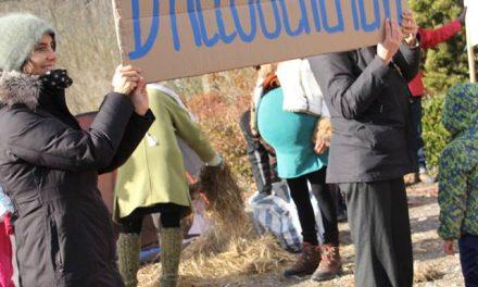 Hopital de Die, 31 ans après la 1ère manifestation : la lutte continue et s'intensifie !