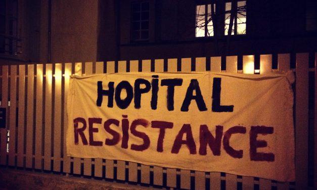 Hôpital, Maternité, Chirurgie : Nous ne lâcherons pas