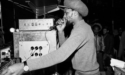 Power Station 33 : Jah Shaka King Of The Zulu Tribe
