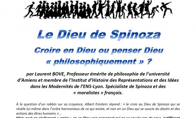 Entretien avec Laurent Bove