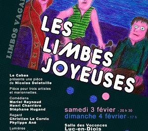 Théâtre : «Les Limbes Joyeuses»