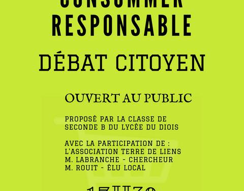 Les Lycéens proposent un débat-citoyen pour tous