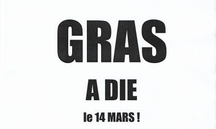 Mardi GRAS à Die pour célébrer l'érection de Oscar Amantran