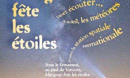 Marignac fête les étoiles