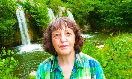 Martine Morvan candidate EELV