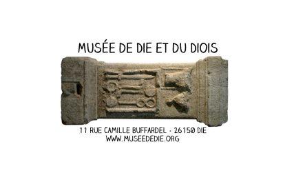 Le printemps et l'été au Musée Archéologique de Die et du Diois