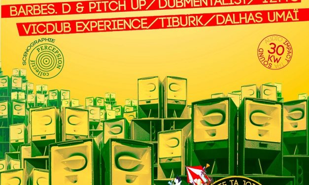 Meltin' Dub (284) : Psychobydub Festival #7