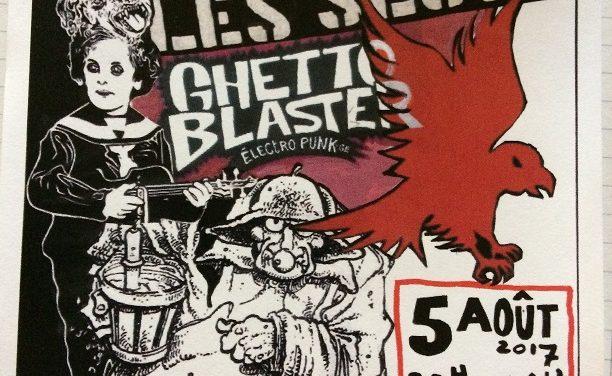 Concerts traditionnel (et un peu punk) de la Griotte : le 5 aout !