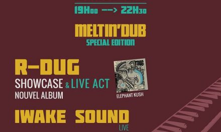 Meltin' Dub (300) : R-DuG Showcase @Disqu'Art