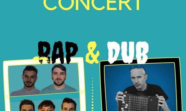 Concert Rap & Dub le 07.04.18 : Rencontre avec «La Fourmilière»