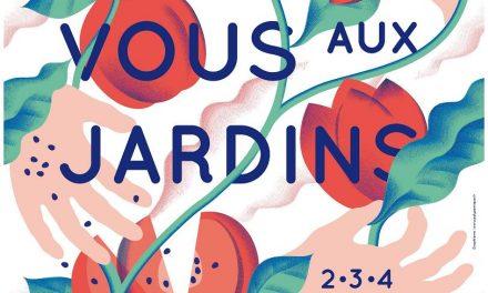Rendez-vous aux jardins : 3 et 4 juin 2017