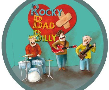 Rocky Bad Billy à la Gare à Coulisses le 19 janvier 2018 !