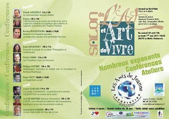 Salon de l'Art et Art de Vivre à la Motte Chalancon