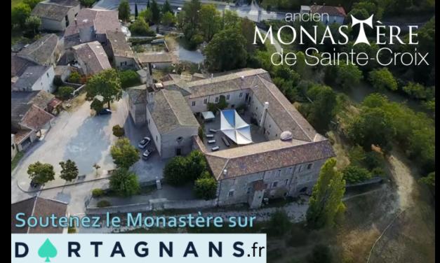 Projet de sauvegarde sur l'Ancien Monastère de Sainte-Croix
