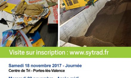 Le SYTRAD ouvre ses portes