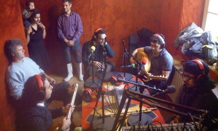 TIKA : l'Iran, la musique et une résidence au TDD