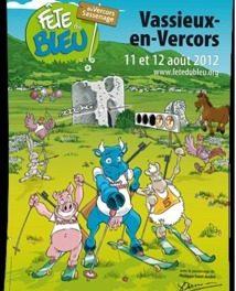 004 Des Voix Sur Un Plateau : Fête du Bleu