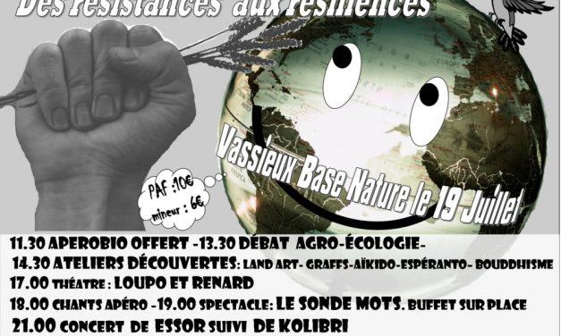 048 Des Voix Sur Un Plateau : Des Résistances Aux Résiliences