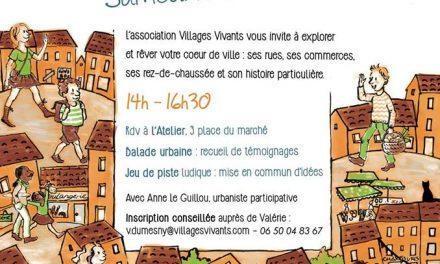 Villages Vivants, à Die pour deux ans !