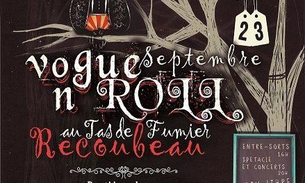 Vogue'N Roll #2 au Tas de fumier : le 23 septembre !
