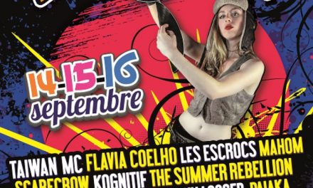 Ze Fiestival 2017 à Marsanne