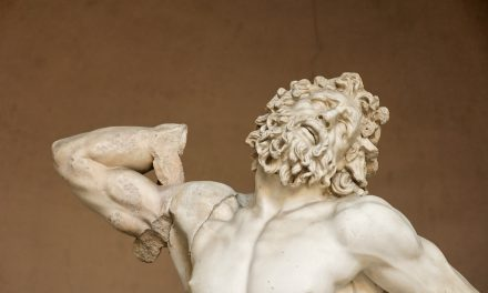 006 Le Point sur l'Art : Laocoon
