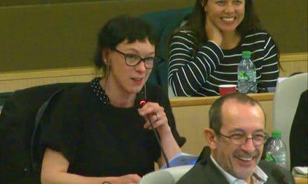 Corinne Morel Darleux : Rapport de l'Assemblée plénière régionale du 17 mars 2016