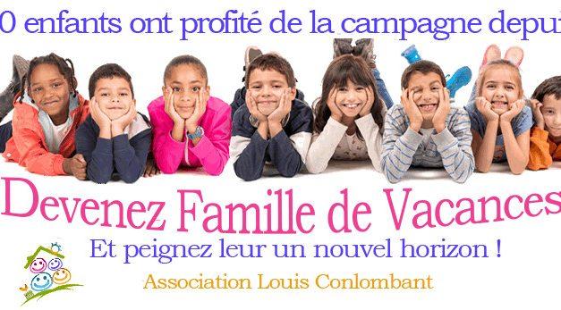Colombant recrute des «Familles de Vacances» en Drôme/Ardèche