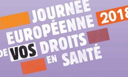 La Journée Européenne de vos Droits en Santé