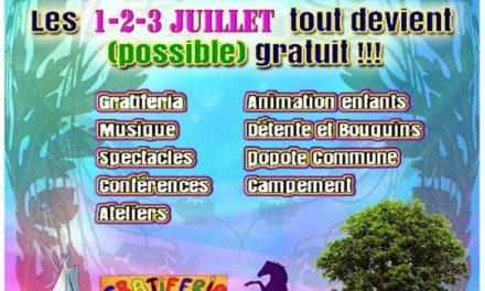 Festival de la Gratuité, deuxième édition