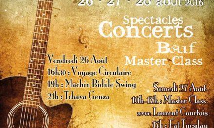 Festival du Swing et des Cimes !