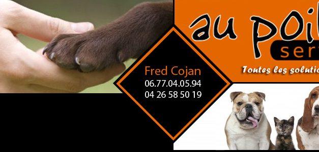 Fred Cojan, dresseur animalier