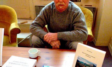 Han Shook à la librairie Mosaïque
