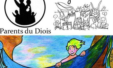 Lieux d'animations des parents et enfants du Diois