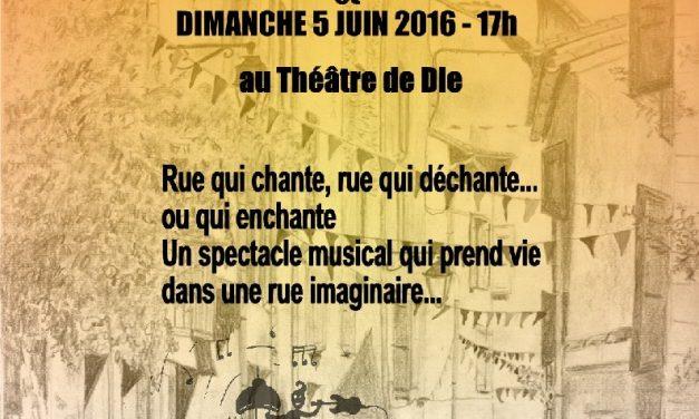 Trajet Spectacle / Le phare : représentations de la saison 2015-2016 au Théâtre de Die