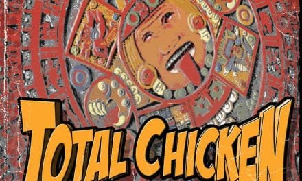 Total Chicken au Lez'Art Café de Valence