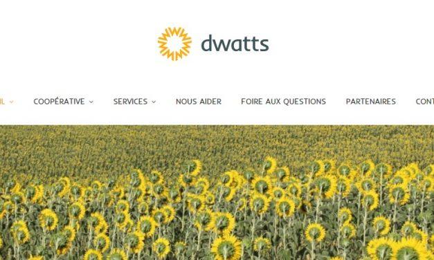 DWATTS, la transition énergétique fait son Assemblée Générale