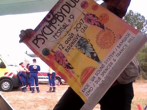 On n'est pas bien là, décontractés : Festival Psychobydub, impressions & rencontres (2)