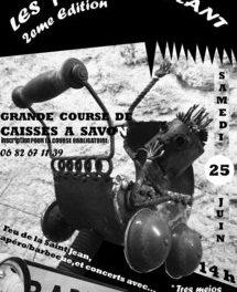 2ème compétition internationale des FOUS DU VOLANT à Barnave le 25 Juin !!