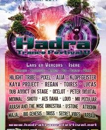Hadra Trance Festival, 7-10 juillet 2011, Lans-En-Vercors