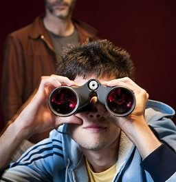 L'Apprenti : Théâtre itinérant dans le Diois organisé par la Comédie de Valence