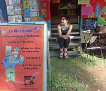 Mokiroule, librairie ambulante