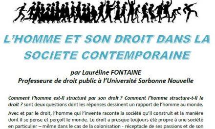 Lauréline Fontaine pour Les Rencontres de Luc