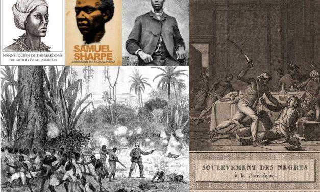 A LA RECHERCHE DU GROOVE PERDU (270) Mo Jodi 2/2 maronnage et révoltes en Jamaique