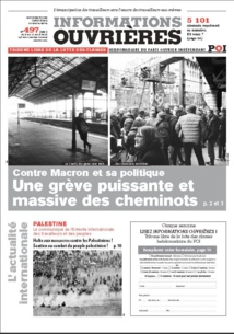 Tribune Libre # 19 – Mai 68 Mai 2018