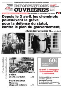 Tribune Libre # 21 Président de tous les Français. Sans blague !