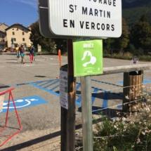 Au Rythme Du Parc : Projet de développement de l'auto stop