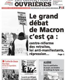 Tribune Libre # 27 Climat, capitalisme et répressions