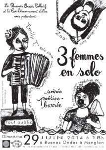 Trois Solos